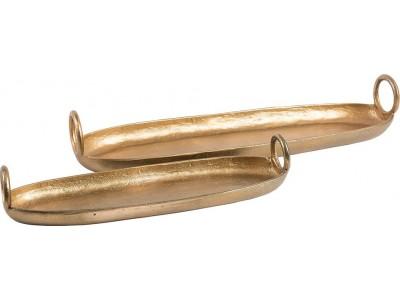 Gold line Taca owalna B