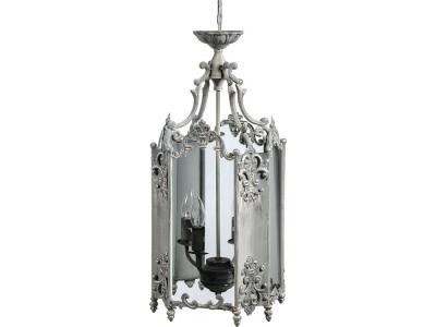Grigio lampa sufitowa klatka