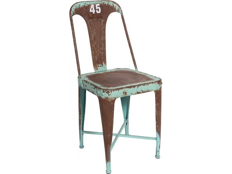 Krzesło Metalowe Loft 45