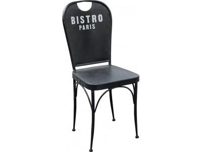 Krzesło Metalowe Bistro Loft