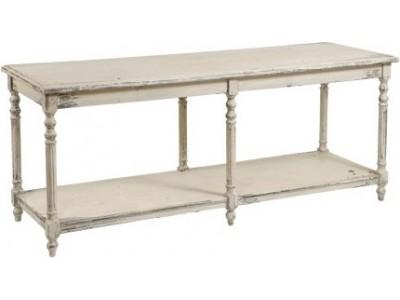 Luna Stół długi z półką
