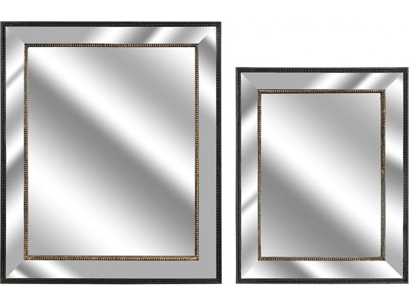 Nero gold lustro prostokąt 3