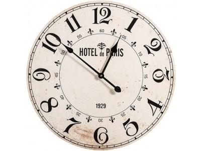 Retro Zegar Hotel Paris