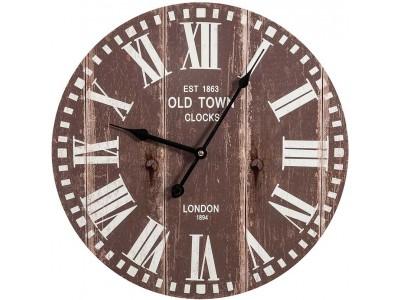 Retro Zegar Old Town 2