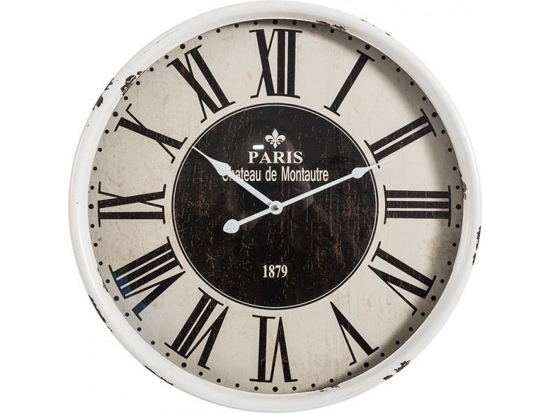 Retro Zegar Paris