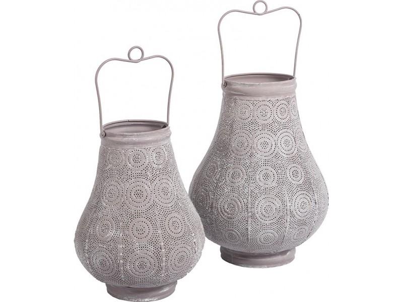 Lampion Ażurowy Orientalny Rose 1B