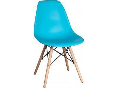 Spring Krzesło PD 1 niebieskie min 4 szt