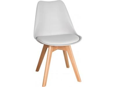 Spring Krzesło PD 2 szare min. 2 sztuki