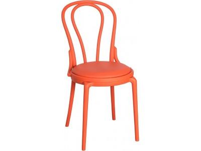 Krzesło Spring Pomarańczowe