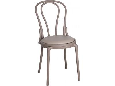 Krzesło Spring Szare