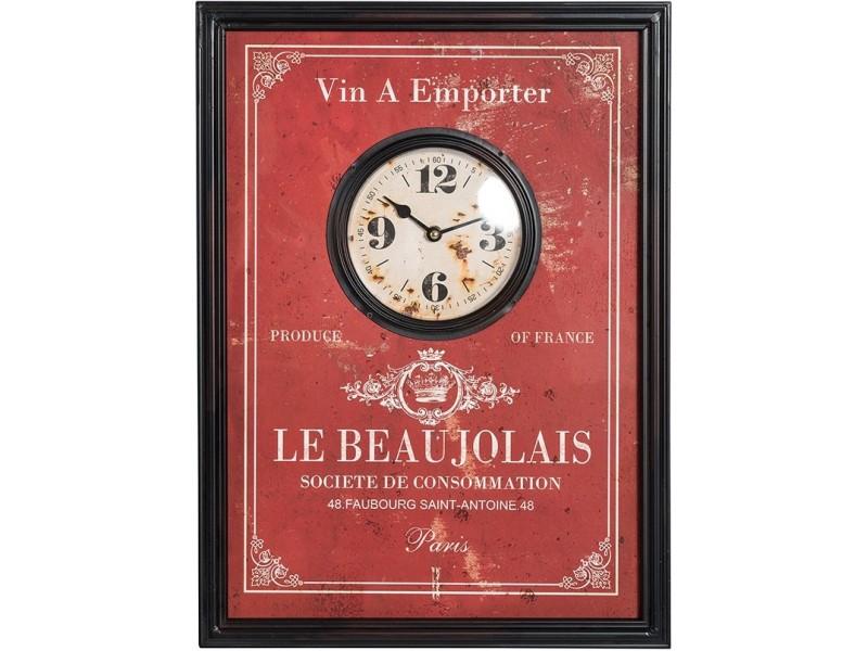 Vintage Zegar Le Beaujolaise