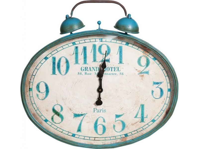 Vintage zegar owal 1