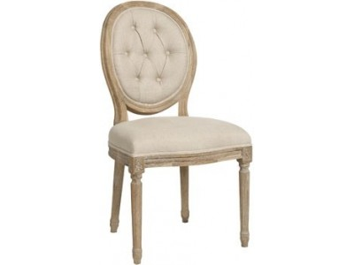 Classic krzesło (oparcie pikowane)