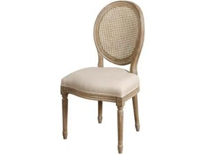 Classic krzesło (oparcie rattan)