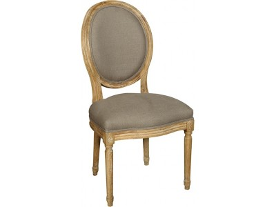 Bristol Krzesło (oparcie tapicerowane)