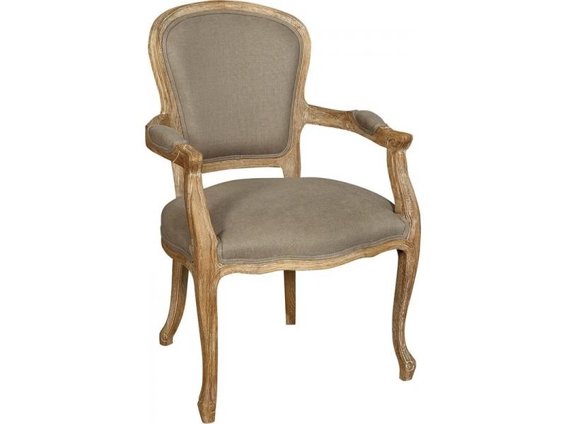 Bristol Krzesło z podłokietnikiem