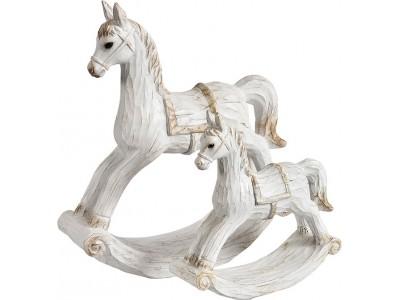 Koń na biegunach Wenecja