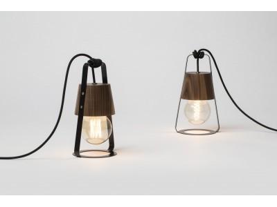 Lampa Skandynawska Latarnia HOP Design Czarna