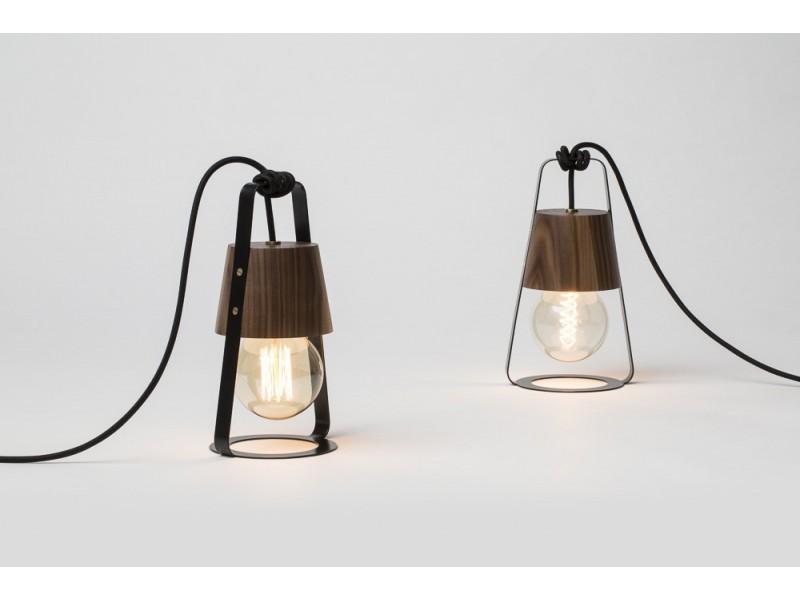 Lampa Latarnia Skandynawska Czarna