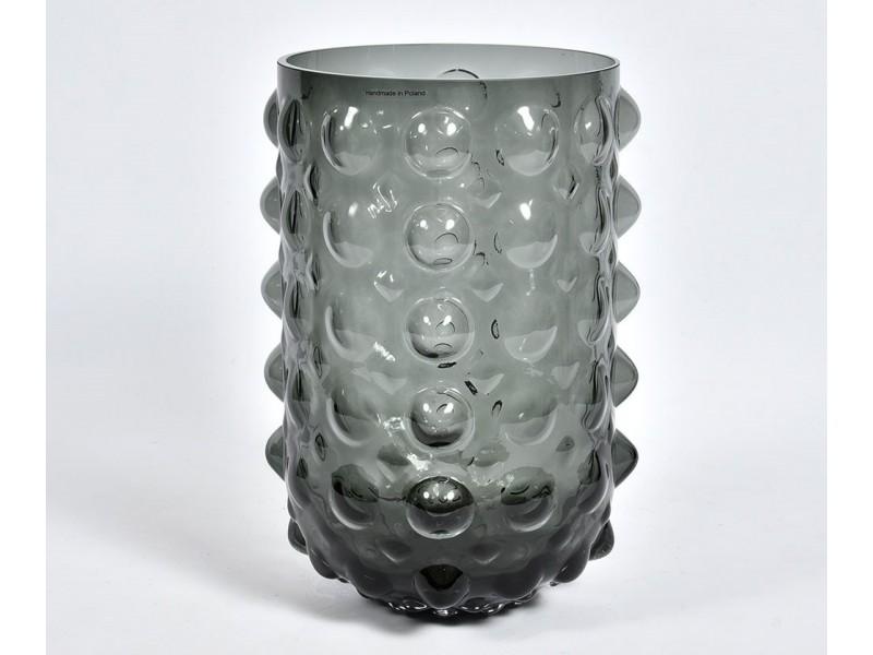 Wazon szklany kulki