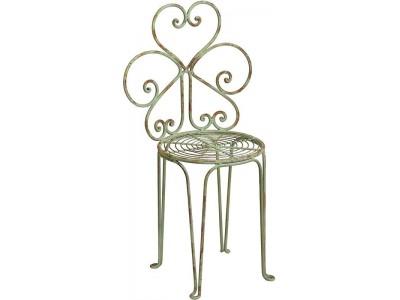 Krzesło Metalowe Garden Green