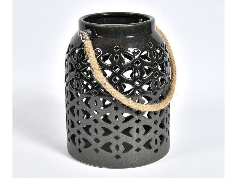 Lampion Ceramiczny Włoskie Niebo 2
