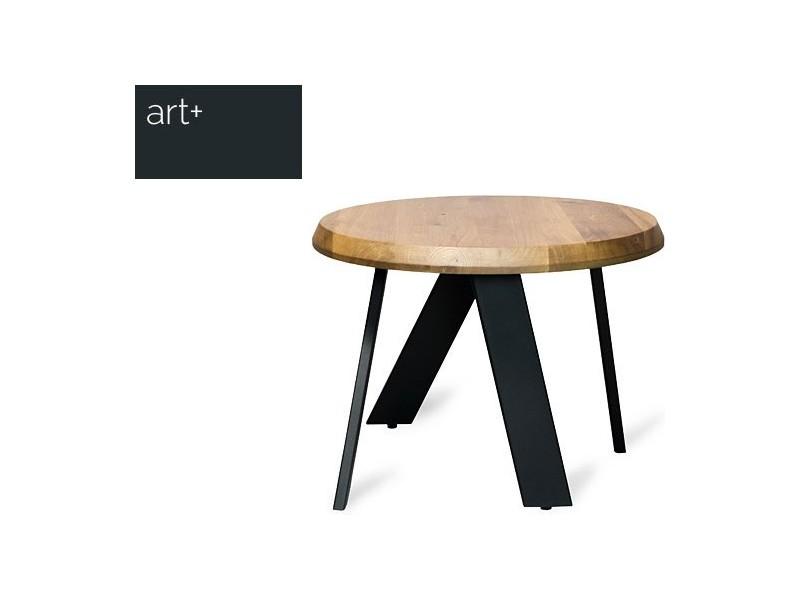 Stolik kawowy okrągły WALK ART+