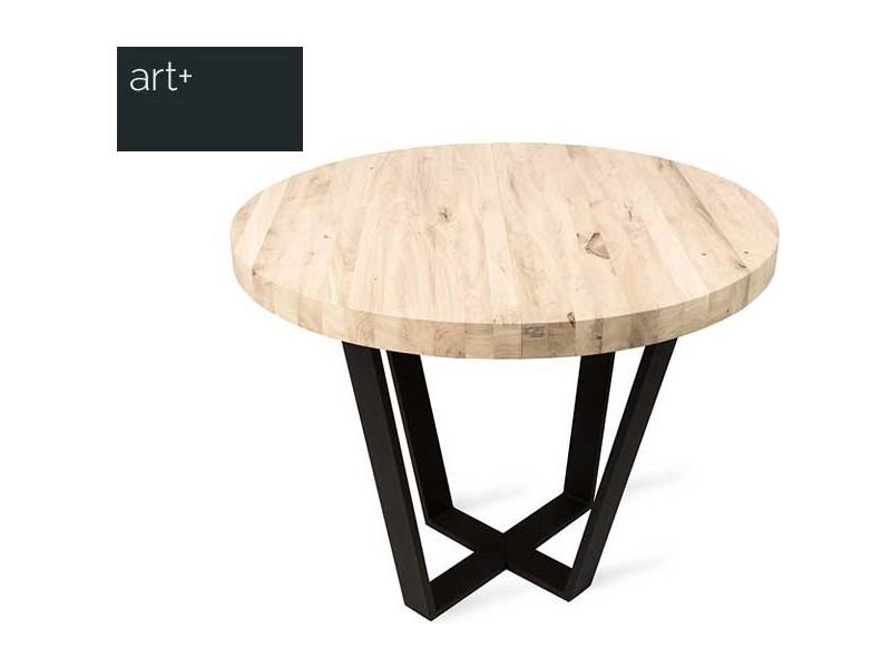 Stół jadalniany okrągły TAVOLO ART+