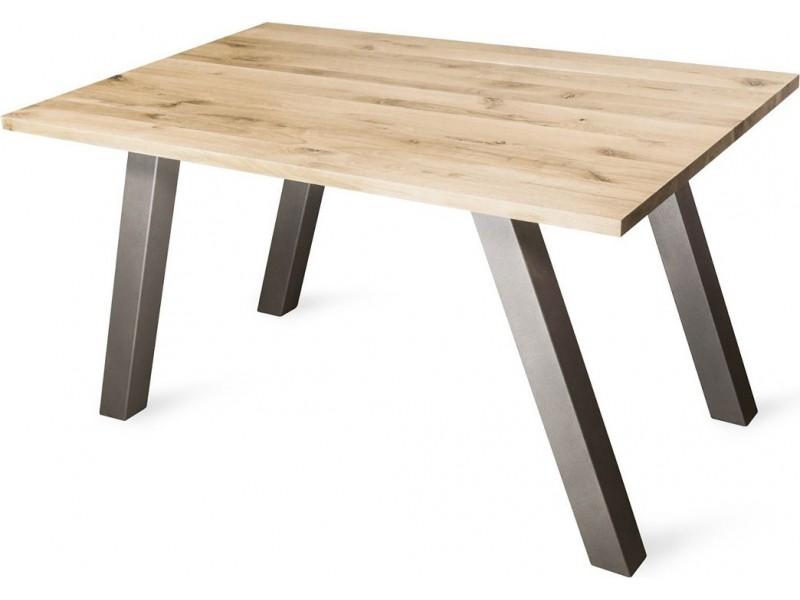 Stół jadalniany industrialny BARN ART+