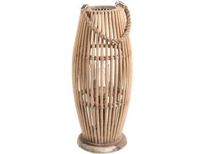 Lampion bambusowy Garden wysoki