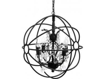 Nero Lampa sufitowa obręcze