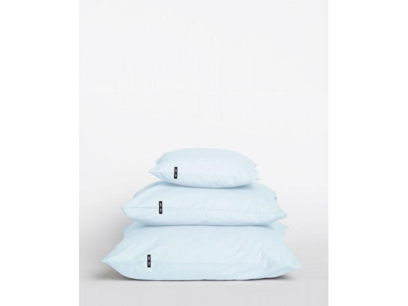 Poszewka na poduszkę 2x Pastelowy Błękit