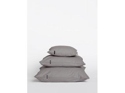Poszewka na poduszkę 2x Ciemny Szary