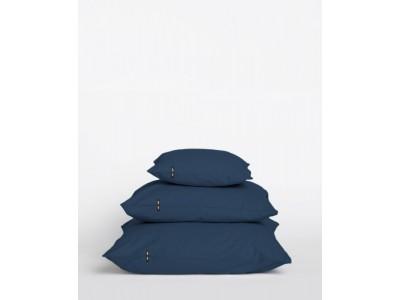 Poszewka na poduszkę 2x Granat
