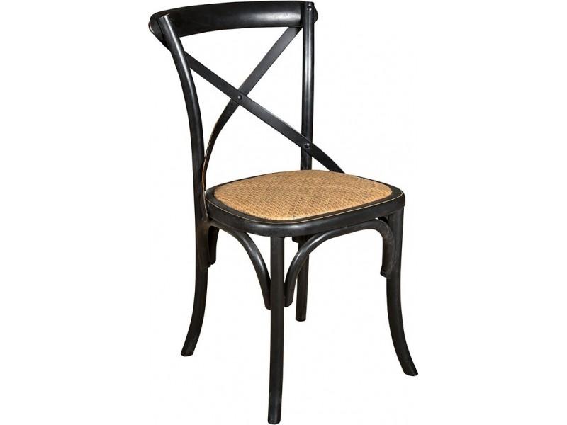 Bari Krzesło czarne
