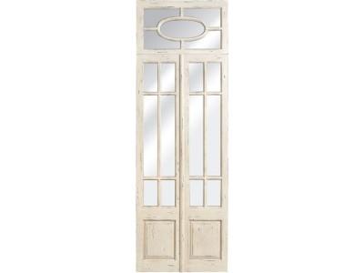 Grigio Lustro drzwi 1