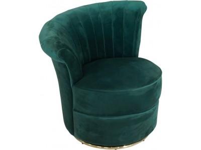 Krzesło Gabi Green Velvet