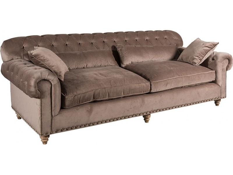 Kent sofa velvet