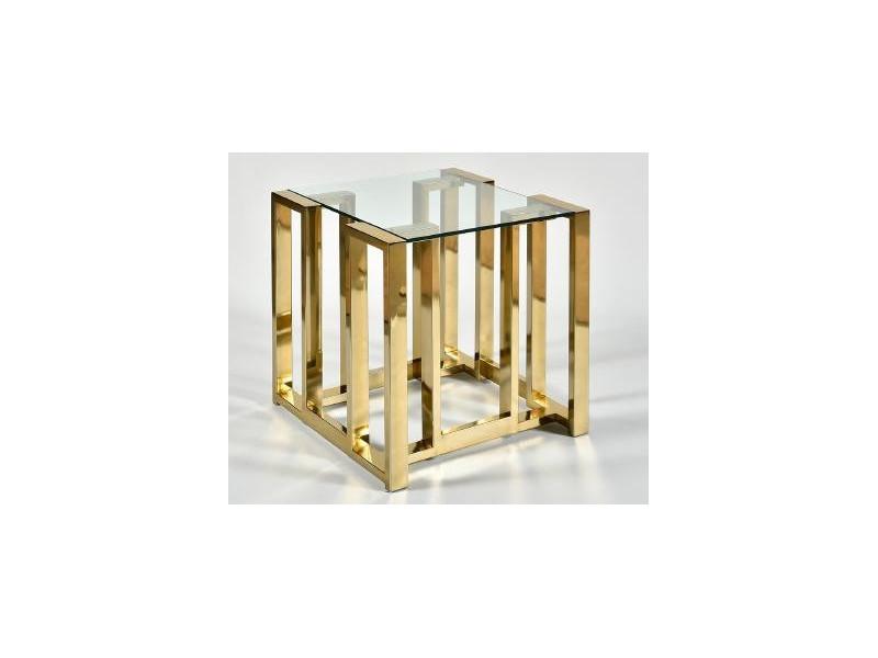 Deluxe Gold Stolik boczny 1A