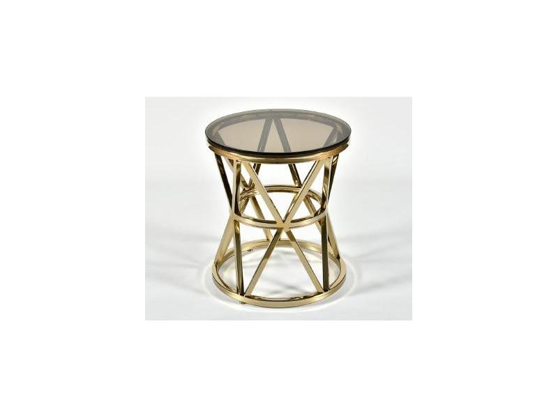 Deluxe Gold Stolik boczny 2B