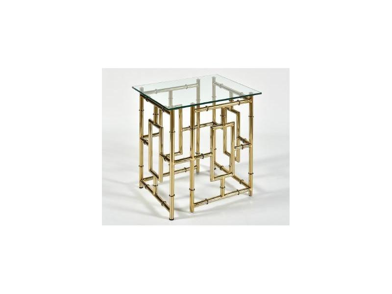 Deluxe Gold Stolik boczny 3A