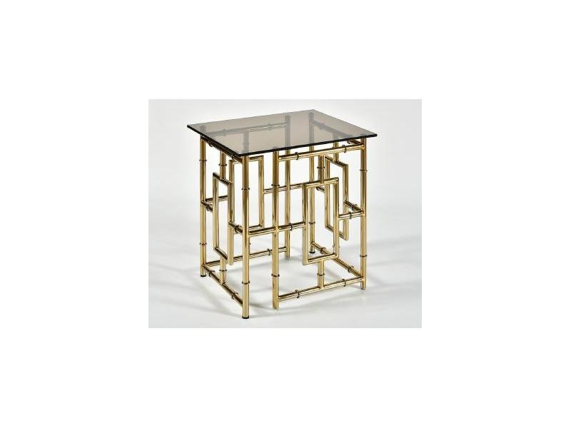 Deluxe Gold Stolik boczny 3B