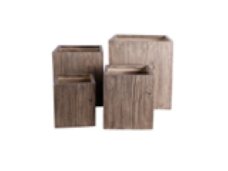 Wood old Donica kwadratowa C