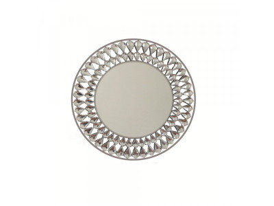 Lustro Marsylia Antique Silver