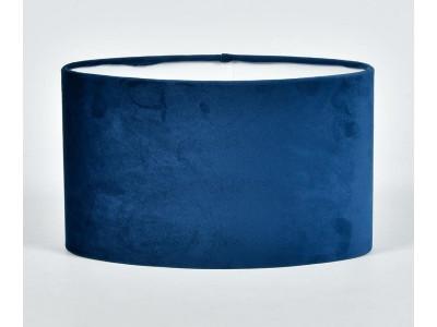 Abażur A28/13H17 elipsa plusz niebieski