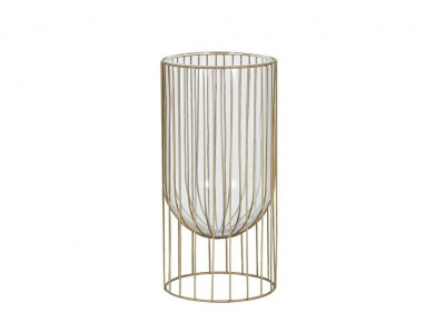 Gold line lampion metal A