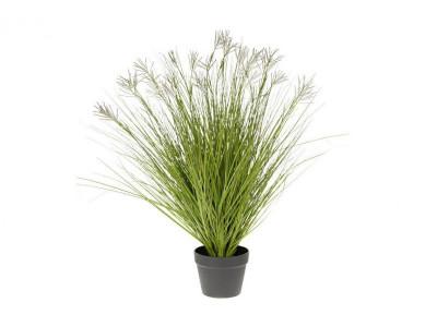 Rośliny sztuczne Trawa iglasta A/donica