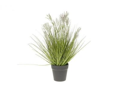 Rośliny sztuczne Trawa iglasta B/donica