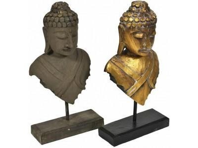 Etno Figurka Budda 2 (lewy)