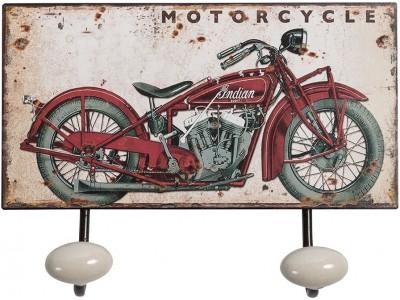 Retro Wieszak 2 Motorcycle kmpl.2szt